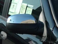 Chevy Trailblazer GMC Envoy 2002-09 Chromed Mirror Cover Inserts - TFP - 512