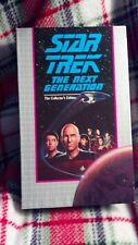 Star Trek Next Generation VHS Complete Series Collectors Edition 134 Episodes!