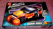 Fast and Furious ~ BURNING RUBBER (66 Pieces; Official Movie Merchandise NEW