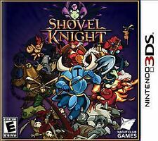 Nintendo 3DS Shovel Knight New