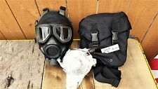 3M Dual Port Full Face Respirator, FR-M40 w/ Bag and Filter