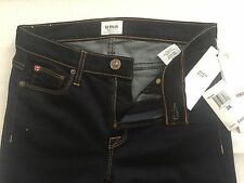 HUDSON NWT women's jeans Midrise ELLE Baby Boot Made in USA size 26x34 new$165