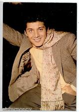 PAUL ANKA Cartolina d'epoca 1960s Photo Music Cantante