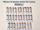 Winsor Newton Artist Oil Paints  * Series 2 *   Choose Your Colors -  NEW Paint!