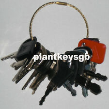 TRACTOR / AGRICULTURAL KEYS  - PRICE INCLUDES VAT -  FREE UK POST!