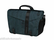 Tenba Messenger DNA 13 BAG COBALT Camera Bag   Quick Access to your gear fast!