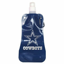 NFL Dallas Cowboys Foldable Water Bottle 16 oz