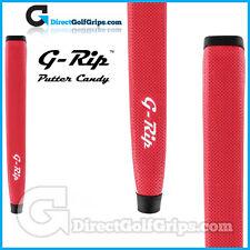 Feeltec G-Rip Fat Wave Jumbo Lightweight Pistol Putter Grip - Red + Tape
