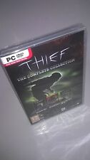 "Thief Dark Project & II The Metal Age & Deadly Shadows ""New & Sealed"" (PC-DVD)"