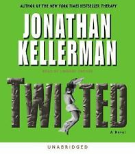 NEW - TWISTED by Jonathan Kellerman 5 Audio Book CDs, 6hrs, FREE SHIPPING