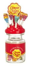 Chupa Chups Lollipops in a Jar, Dolls House Miniatures 1.12 Scale