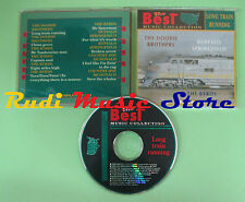 CD BEST MUSIC TRAIN RUNNING compilation PROMO 1993 BYRDS DOOBIE BROTHERS (C19)