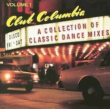 Club Columbia - Collection Of Classic Dance Mixes Vol. 1  1990 NM  Emotions Lynn
