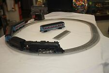 ■ Lionel Polar Express Steam Engine (1225) and Tender Tracks 3 Cars **Video ■