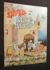 1969 SUPER SEX TO SEXTY #2 VF- SRI Humor Cartoons 10x14 48 pgs