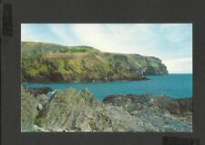 Vintage Colour Postcard Spanish Head From Calf Sound  Isle-of-Man unposted