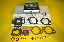 Genuine NOS Carter / Federal Mogul, Dellorto DHLA carburetor repair kit.