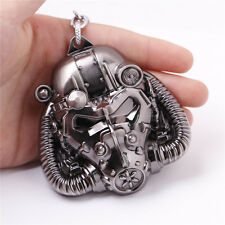 Game Fallout 4 Sign Logo Keychain Pendant Key rings Collection Gift