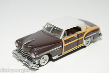 FRANKLIN MINT CHRYSLER TOWN AND COUNTRY 1950 VN MINT CONDITION