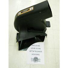 John Deere 48 54 Power Flow Bagger Housing AM115581 New
