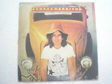 THE BEATLES BEST OF GEORGE HARRISON PARLOPHONE RARE LP record vinyl INDIA 255 EX