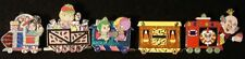 Disney Pin DSF Wreck It Ralph Sugar Rush Train Vanellope King Candy Le Set of 5