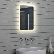 Design LED Badezimmerspiegel Badspiegel Wandspiegel Lichtspiegel 40x60cm M1546