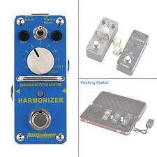 AROMA Harmonizer Harmonist/Pitch Shifter Electric Guitar Effect Pedal M2N9