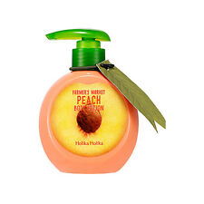 [Holika Holika] Farmer's Market Peach Body Lotion - 240ml