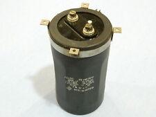 68000uF 40Vcc condensatore elettrolitico Felsic 125 FRS CO47