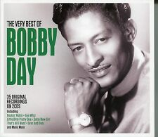 THE VERY BEST OF BOBBY DAY - 2 CD BOX SET - ROCKIN' ROBIN, GEE WHIZ & MORE