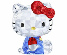 Swarovski Hello Kitty Red Bow #5135946 New in Original Box