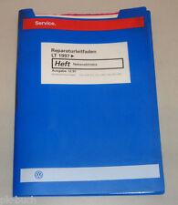 Werkstatthandbuch VW Transporter Bus LT Nebenabtriebe Stand 12/1997