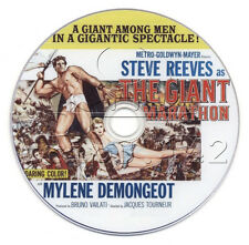 The Giant of Marathon (1959) Action, Adventure, Drama Movie on DVD