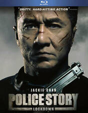 Police Story: Lockdown (Blu-ray Disc, 2015) w/slipcover, NEW!