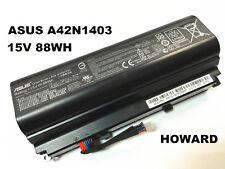 Original genuine A42N1403 Battery for ASUS A42LM93 G751J-BHI7T25 GFX71JY4710