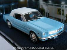 JAMES BOND FORD MUSTANG CAR THUNDERBALL MODEL 1/43RD SIZE EXAMPLE PKD T3412Z{:}