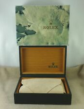 "Vintage ROLEX ""Moon Crater"" Submariner BOX Set for Reference 16613"