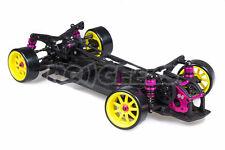 3Racing Sakura D3 CS sport drift voiture roulant châssis pré assemblé