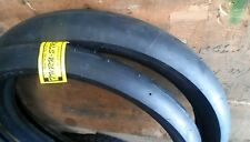 HONDA  C90CUB  SLICK  TIRE SET .RACING & ROAD RACING USE ONLY!!!