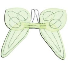 Angel Pixie Fairy Tinkerbell Green Wings Book Week Fancy Dress Accessory P6971