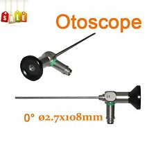 0° Endoscope 2.7x108mm Otoscope Auriscope Auriscope  for Storz-Olympus CE sale