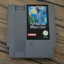 Jeu ISOLATED WARRIOR pour Nintendo NES