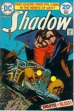 The Shadow # 4 (Michael W. Kaluta) (Estados Unidos, 1974)