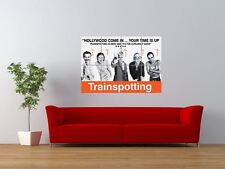 TRAINSPOTTING HEROIN CHIC MOVIE FILM GIANT ART PRINT PANEL POSTER NOR0203