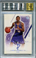 2003-04 Ultimate Collection LEANDRO BARBOSA Auto RC 250 SP BGS 9/10 Low Pop 1/12