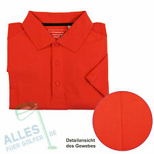 Cutter & Buck polo organique BW supersoft orange taille M (D 46-48) NEUF emballage d'origine rech