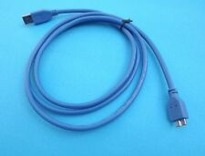 New USB 3.0 High Speed SuperSpeed Cable Type-A Male to Micro-B Male 1.5M