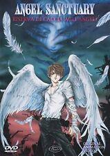 FILM DVD - ANGEL SANCTUARY RISERVA DI CACCIA DEGLI ANGELI EPISODI 1 - 3 - Nuovo!
