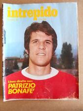 INTREPIDO n°22 1974  Patrizio Bonafè Milva Wess Dori Ghezzi Eddy Merckx   [G360]